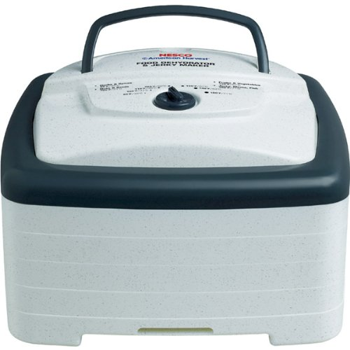 700-Watt-Snackmaster-Food-DehydratorJerky-Maker