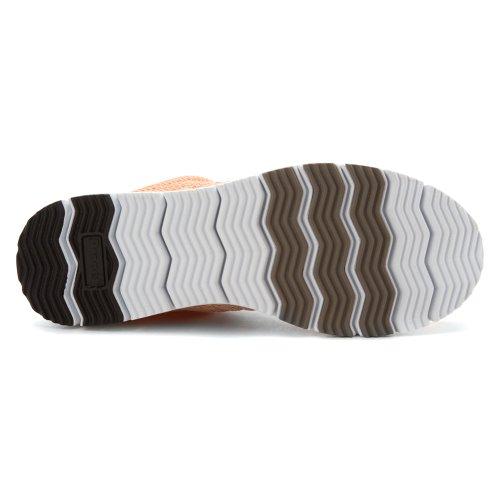 Propet W3239 Womens Walker Travel II Sneakers Sport Schuhe Peach Mesh