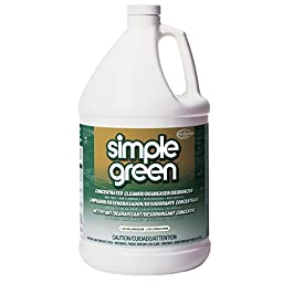SIMPLE GREEN 2700000113006 Simple Green Cleaner/Degreaser 5 Gallon Pa (Price is for 5 Gallon/Pack)