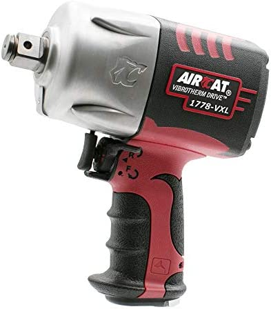 AIRCAT 1778-VXL Vibrotherm Drive, Compact, Red, Black, Silver