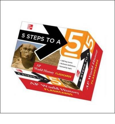 Download 5 Steps to a 5 AP World History Flashcards (5 Steps to a 5: AP World History) (Cards) - Common pdf epub