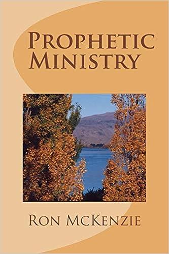 Prophetic Ministry: Amazon.es: McKenzie, Ron: Libros en ...