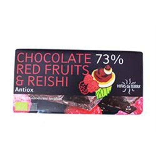 Hifas Da T Chocolate 73 Red Fruits & Reishi 100 G 100 G 100 g