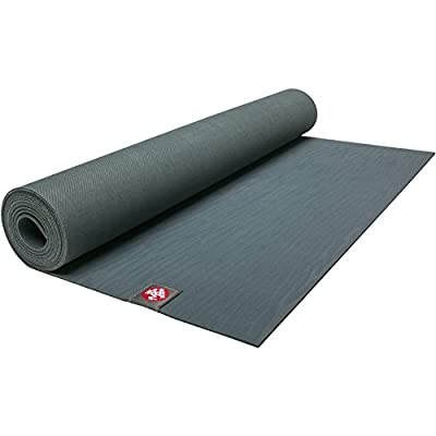 Manduka Unisex eKO Lite Mat Thunder Yoga Equipment One Size