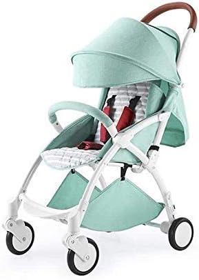 kyman Tricycle Kids Thrike Baby Carro, Carro, Cochecito reclinado, Cochecito portátil Plegable, Cochecito de Triciclo para bebé Silla de Empuje Infantil (Color: 1) (Color : #2)