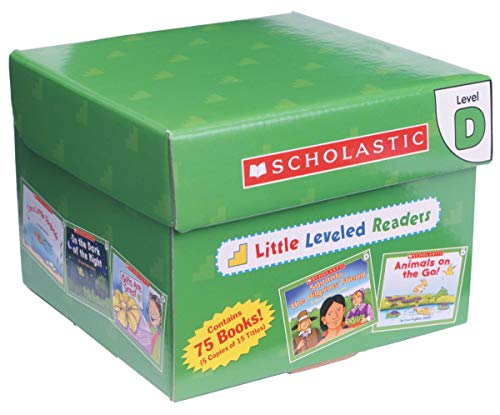 (Little Leveled Readers: Level D Box Set: Just the Right Level to Help Young Readers Soar!)