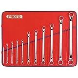 Stanley Proto J1100S-M 11 Piece 12 Point Metric Box Wrench Set