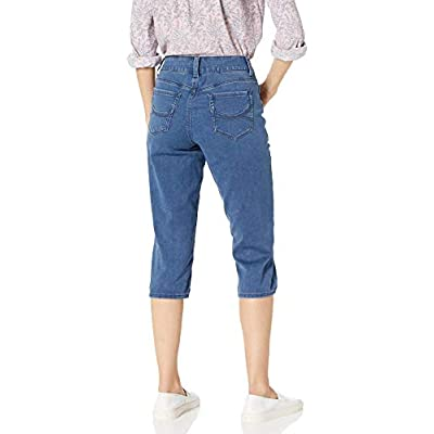Riders by Lee Indigo Women's Ultra Soft Denim Capri at Women's Jeans store