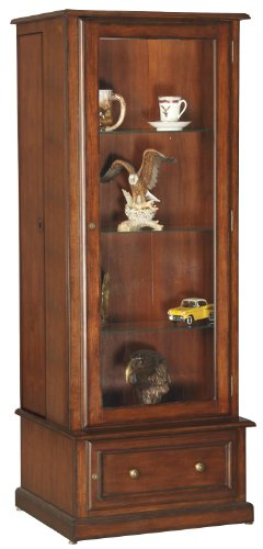 American Furniture Classics 10 Gun Curio/slider Cabinet - 610 by Outdoor Leisure Products Inc.