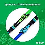 Boley Light Swords - 2 Pack Blue and Green Light-Up