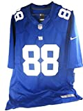 NIKE NFL Mens York Giants Hakeem Nicks #88 ON Field Game Day Jersey,XL