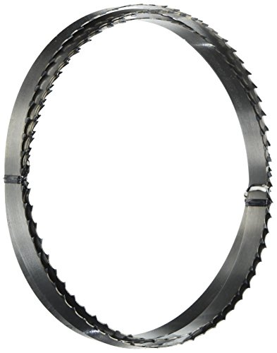 Hook Tooth Band Saw Blade - Olson Saw APG77105 5/8 by 0.025 by 105-Inch All Pro PGT Band 3 TPI Hook Saw Blade
