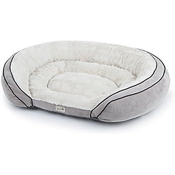 Amazon.com : Petlinks Deluxe Dreamer Memory Foam Pet Bed