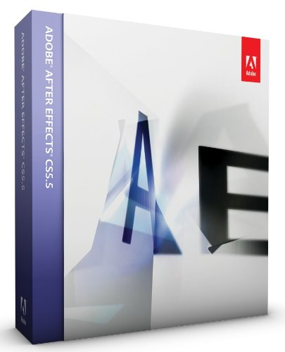 Adobe After Effects CS5 5 Version product image