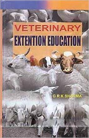 Veterinary Extension Education G. R. K. Sharma
