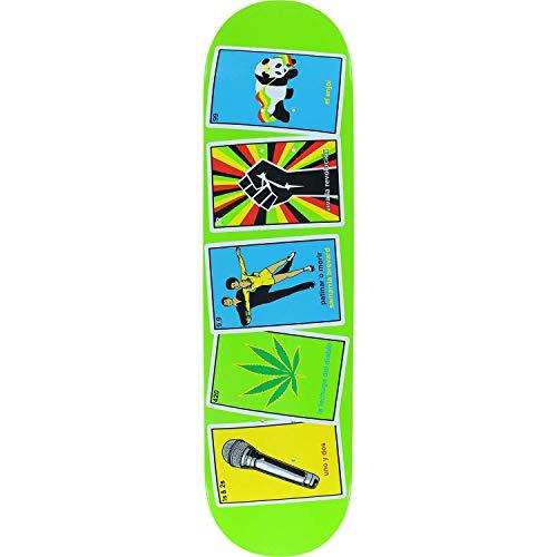 (Enjoi Skateboards Samarria Brevard La Loteria II Skateboard Deck Resin-7-8