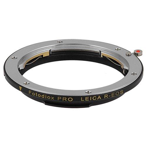 Leica Canon Eos - Fotodiox Pro Lens Mount Adapter - Leica R SLR Lens to Canon EOS (EF, EF-S) Mount SLR Camera Body