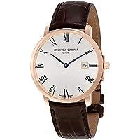 Frederique Constant Slimline Automatic Silver Dial Men's Watch (306MR4S4)