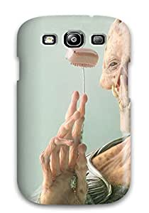 Hot Snap-on Alien Hard Cover Case/ Protective Case For Galaxy S3