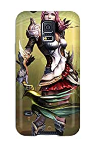 Pauline F. Martinez's Shop Hot Case Cover Aion Online Galaxy S5 Protective Case 1513013K22783936