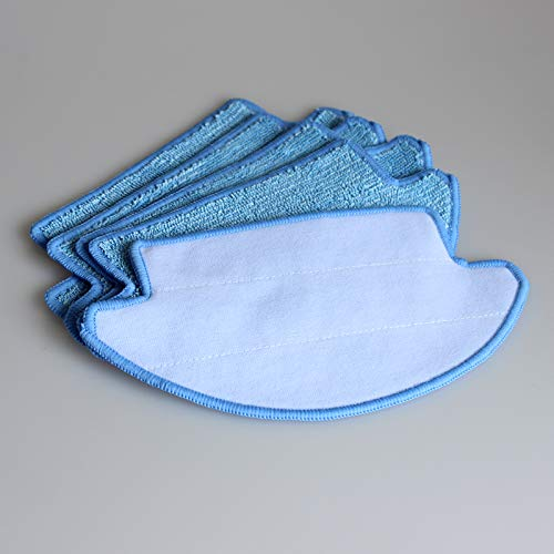 Amazon.com: 25pcs/lot Suitable for Xiaomi Mi Robot Vacuum Cleaner Parts Include Main Brush HEPA Filter Side Brush mop Cloths Magic Paste: Home & Kitchen