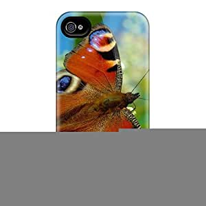 Top Quality Protection Butterfly Closeup Cases Covers For Iphone 6
