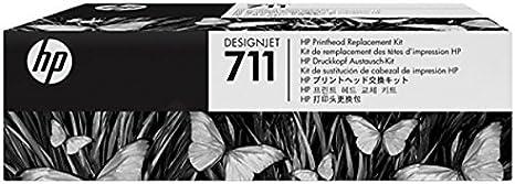 HP C1Q10A cabezal de impresión original para DesignJet T 120 ...