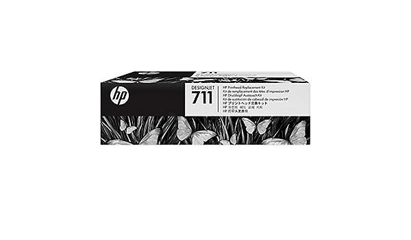 HP C1Q10A cabezal de impresión original para DesignJet T 120/520/520 60,96 cm/111,76 cm: Amazon.es: Informática