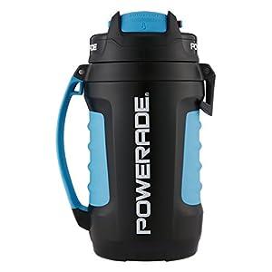 Powerade Pro Jug Bottle, Black, 64 oz