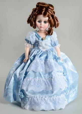 Nrfb Mint Box (Madame Alexander Sarah Polk #1511 First Ladies Doll Series II)