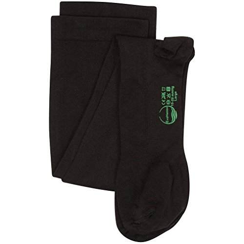 EvoNation Men's USA Made Graduated Compression Socks 30-40 mmHg Extra Firm Pressure Medical Quality Knee High Orthopedic Support Stockings Hose - Best Comfort Fit, Circulation, Travel (XL, Black) by EvoNation (Image #3)
