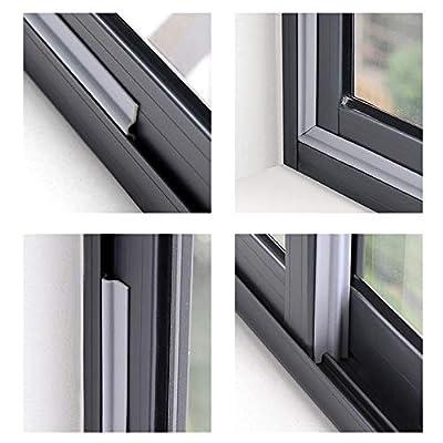 Door Seal Strip Bottom Self Adhesive Soundproof Weather Stripping Window 3M