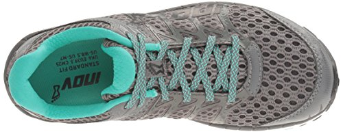 Shoe Teal White Grey Dark Inov 8 275 Claw Running Road Women's xvHqY