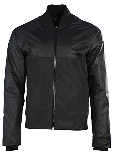 Jordan Men's Nike Jordan Jumpman Bomber Jacket-Black-2XL by NIKE