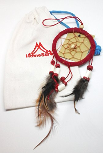 Pictures Brazilian Traditional Costume (Small Dream catcher Handmade Traditional Keychain Hanging good dreams)