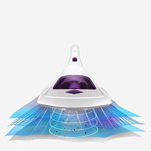 JJLL Aspirateur de Voiture sans Fil, Ménage Lit stérilisation UV Petit Violet (32x27x12cm)