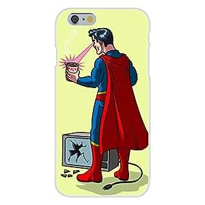 "Apple iPhone 6 Custom Case White Plastic Snap On - ""Part Time Job - Ramen Cooker"