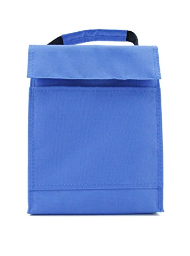 Colorful Velcro Lunch Pack Cooler