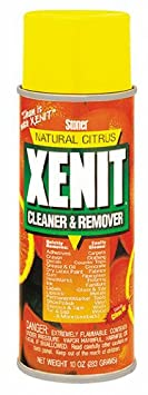 Stoner Car Care 94213 Xenit Citrus Cleaner and Remover - 10-Ounce (6)
