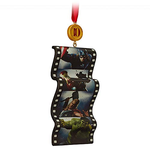 Disney Marvel Studios Legacy Sketchbook Ornament - Limited Release -