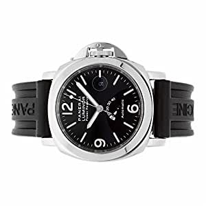 Panerai Luminor automatic-self-wind mens Watch PAM00027 (Certified Pre-owned)