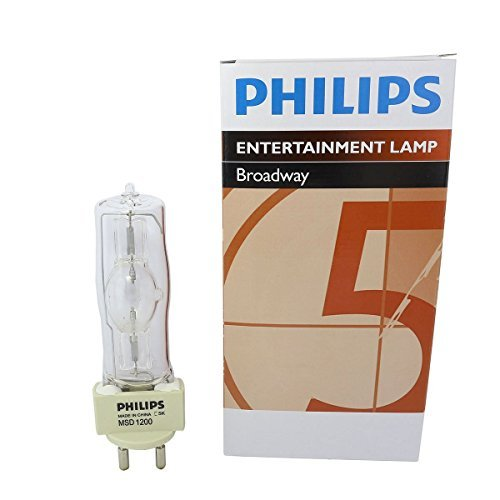 Philips MSD 1200W AC Lamp for Architainment Lighting