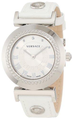 Versace Vanitas Womens White Watch