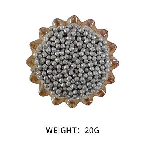 YAYUMI Magnesium(Mg) Metal Negative Potential Magnesium Particle Negative Potential Ball by YAYUMI (Image #1)
