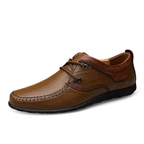 LHEU Größe Minitoo 39 Braun Herren Khaki Sneaker LH1789 64q7g