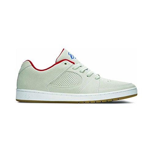 Zapatillas Es: Accel Slim BG Blanco, rojo