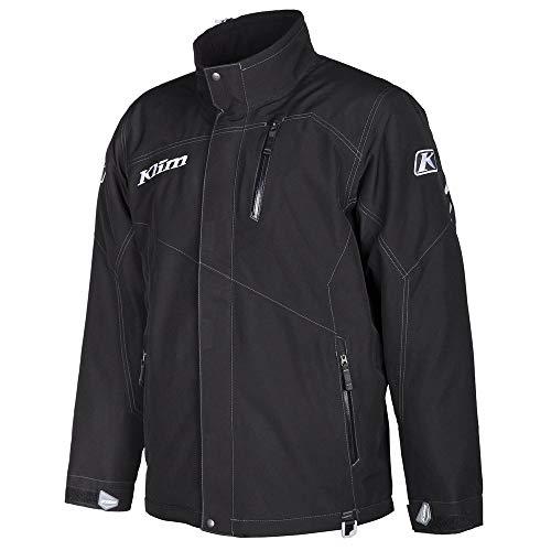 - Klim Klimate Parka Men's Ski Snowmobile Jacket - Black/X-Large