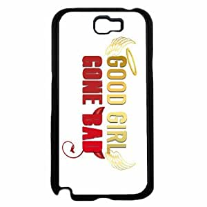 Good Girl Gone Bad- TPU RUBBER SILICONE Phone Case Back HTC One M8