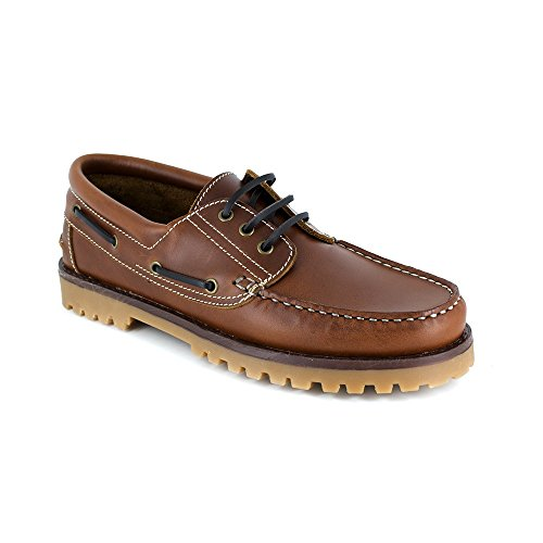 Chaussures Cognac Peter Blade Marron Millons 5qvW6y8