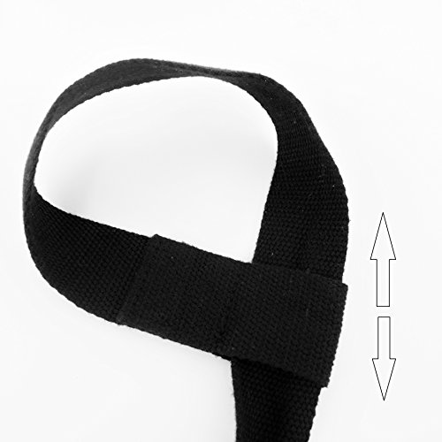 Yoga Mat Strap Carrying Sling Durable Cotton
